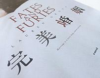 新經典 - 完美婚姻 Fates and Furies ( 蘿倫.葛洛芙 Lauren Groff 著 ) 書
