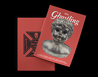 The Ghastling - Editorial Design