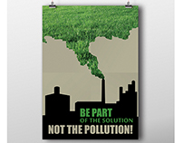 Poster - Pollution - school project