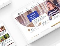 Fondazione Cariparo Website