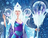 The Crystal Maiden Fan Art