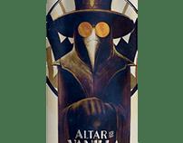 Altar of Vanilla Caviar