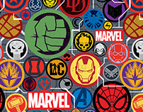 Marvel Icons Style Guide