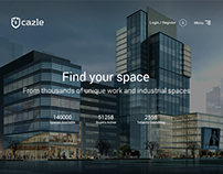 Cazle real estate websites