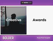 Bolder PowerPoint Template (+FREE Templates)