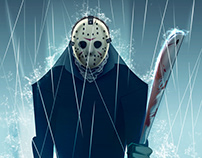 FRIDAY 13TH TRIBUTE