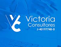 Victoria Consultores - Branding