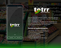 Totrr Expense Manager | Case Study