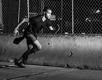 outlier : men's running