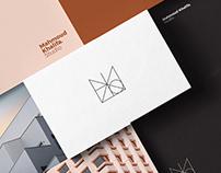 Mahmoud Khalifa Studio   Brand Identity