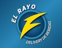 El Rayo - diseño de logo y redes