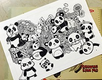 Panda Doodle..