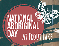 Graphic Design: National Aboriginal Day