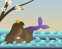 Princesas e sereias: Kala Pua