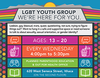 Planned Parenthood LGBT Youth Group