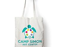 Camp Simon Art Center Logo