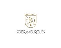 Solar do Burguês - Identidade Gráfica