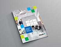 FREEBIE! InDesign Brochure Template 04