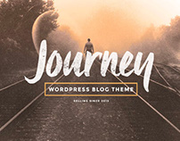 Journey - WordPress Blog Theme
