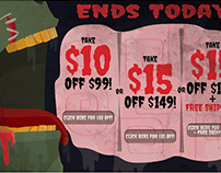 Halloween Email Marketing Campaign