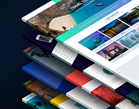 Zafiro Multipurpose Page Builder