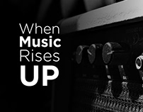 When Music Rises Up