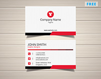 Modern PR Business Card
