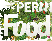 Food Forest - Poster - Plantas vectorial FREE DOWNLOAD