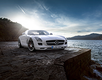 "MERCEDES SLS AMG | ""HOME"" (CGI) PART 5 OF 5"