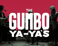Gumbo Ya-Ya's - LP Design & Music Video