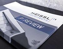 MEISSL ARCHITECTS - (P)review Kundenzeitung