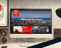 Freight Broker / Logistics Web Design