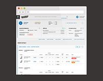 Dashboard : Service Client de Décathlon