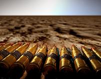 Balles de sniper