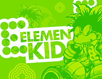 Element Kids! Branding