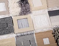 Simplicity - woven samples