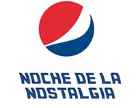 RADIO: Pepsi. Noche de la Nostalgia