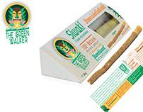Packaging charte graphique Miswak