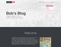 Wordpress template project