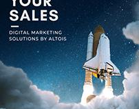 Digital Marketing Advert