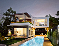 District 9 villa