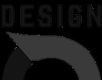 Logotipo Curso de Design Digital - UNIARA
