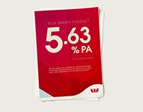 Westpac - Australia Branding Concept