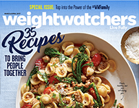 "magazine: ""35 Recipes to Bring People Together"""