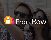 FrontRow Logos