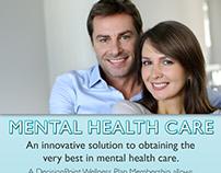 Postcard for Mental Health Care