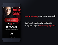 Mr. Robot Character profile