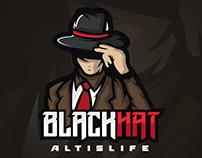 Logotipo - BlackHat