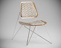 Chair model 003